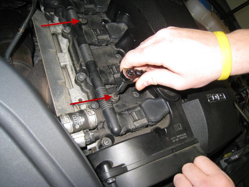 Audi a4 ignition coil failure symptoms