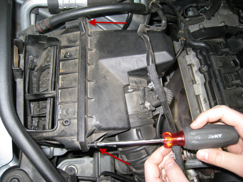 Audi A4 B6 B7 Air Filter Replacement Europa Parts Blog