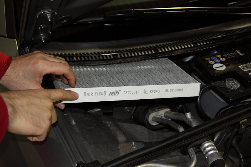Audi A4 Cabin Filter Replacement Europa Parts Blog