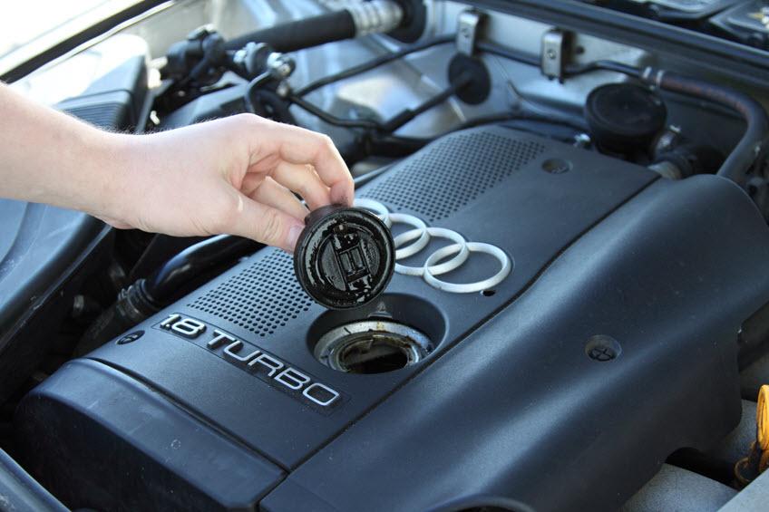 Audi A4 B6 1 8t Oil Change Europa Parts Blog