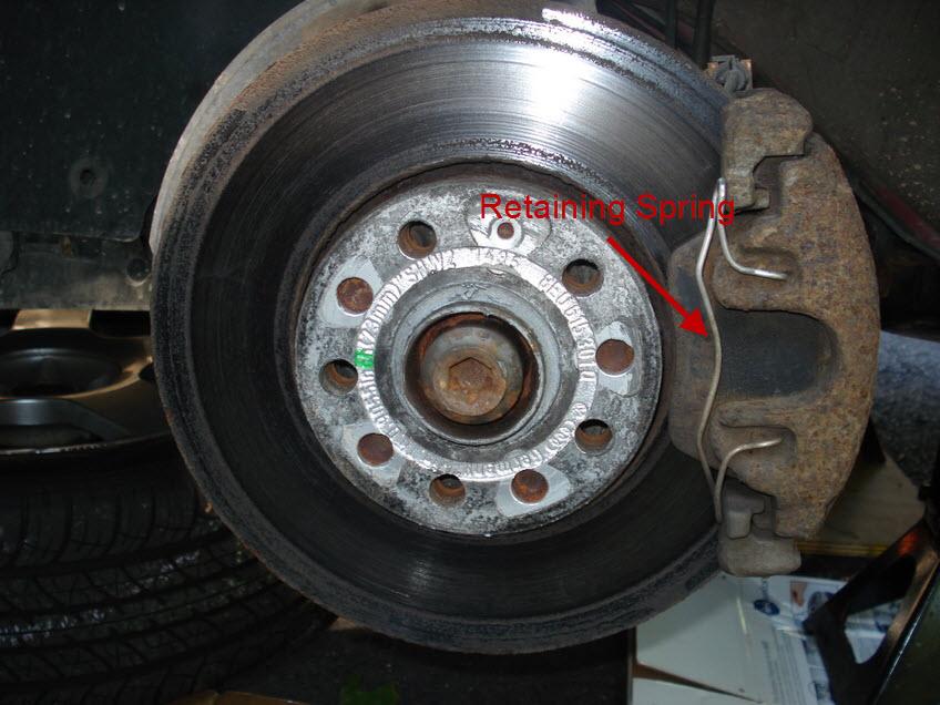 Brake Pad Euro Car Parts