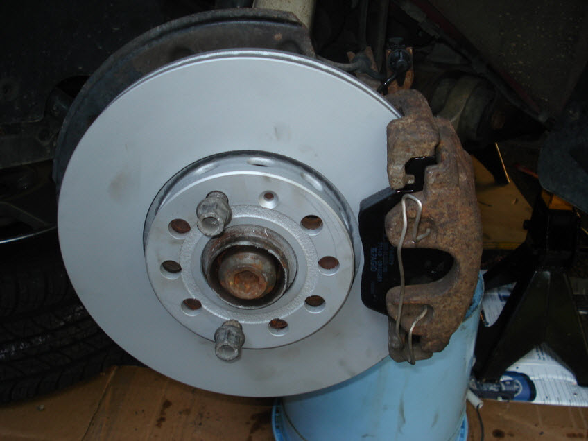 Front Brake Replacement Europa Parts Blog