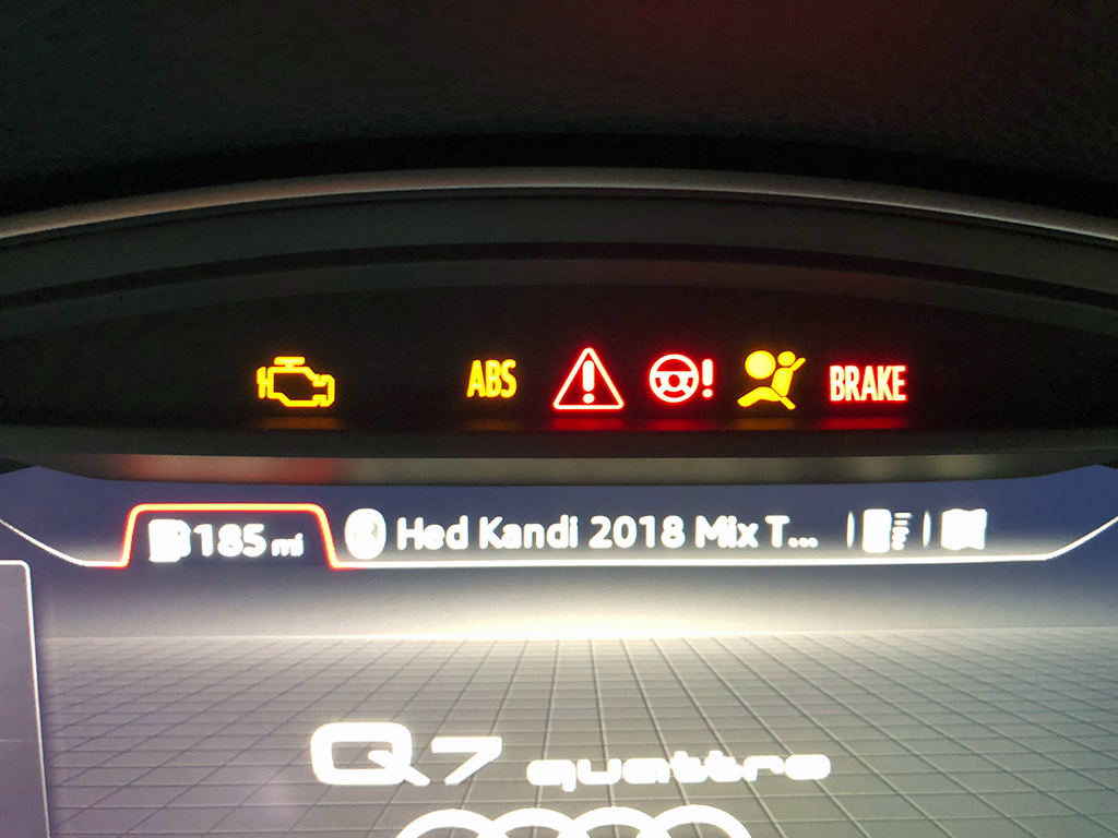 What Does The Check Engine Light Mean? U2013 Common Check Engine Light Issues
